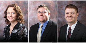 Midwest Bank's Creighton Location Announces Promotions