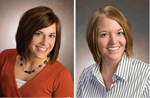 Marcy Kratochvil & Amy Schroeter Named Vice Presidents