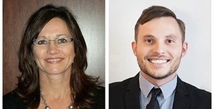 Promotions Announced for Deb Zautke and Trevor Doyle